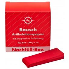 Náplň z uhlíkového papiera Bausch 200u BK1002