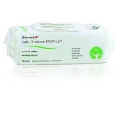 Zeta 3 Doekjes POP-UP 100st Doekjes voor desinfectie PROMOTIE