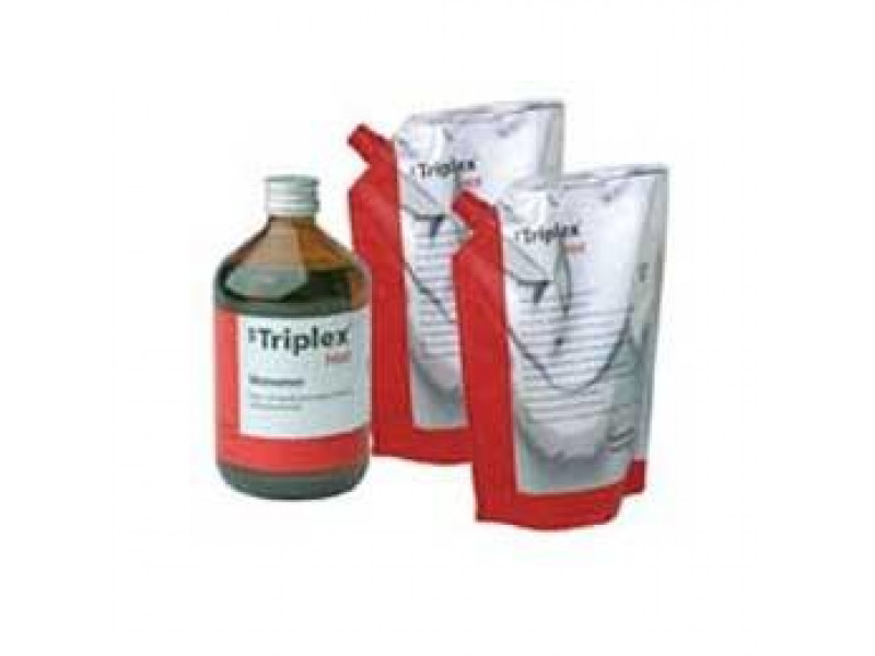 * Triplex Hot set 3x500g + 500ml PV Promotie