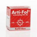 Overtrekpapier Arti-Fol 8u, dubbelzijdig, rood supplement BK1025