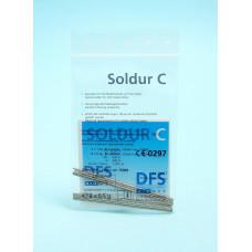 Soldur C - CoCr in februari 4x1.5g