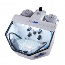 Basic Quattro IS zandstraler met 2 containers 25-70 / 70-250 PROMOTIE