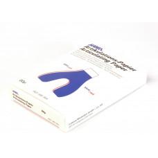 Articulatie overtrekpapier hoefijzer