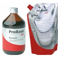 Pro Base Hot polymer PV 2x500g + 500ml set SPECIALE AANBIEDING