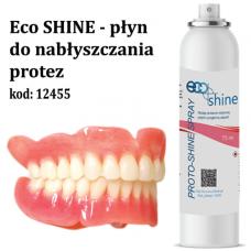 Polijstvloeistof voor kunstgebit - mint Eco SHINE SPECIALE AANBIEDING