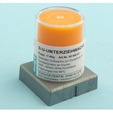 Oranje cervicale wax 45g Schuler Dental