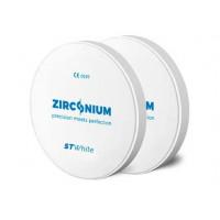 Zirconium STWhite 98x16mm