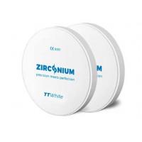 Zirconium TT White 98x16mm