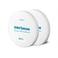 Zirconium TT Multilayered 98x12 mm