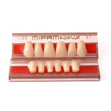 Voortanden MIFAM Super Lux 6 stuks - bel en vraag naar de beschikbaarheid van kleur en vorm.