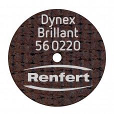 Dynex Brillant kotúče na keramiku 0,2x20 / 1 kus