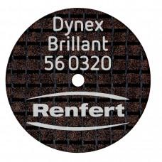 Dynex Brillant kotúče na keramiku 20 / 0,3mm - 1 kus