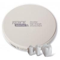 Kerox - zirkóniový disk HS 98 X12 mm Propagácia