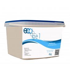 ECOgel-agar voor het dupliceren van gipsmodellen transparant 6 kg PROMOTIE