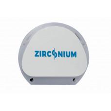 Zirkonium AG ST Kleur 89x71x16 type Amann Girrbach
