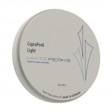Copra PEEK light (grijs) 98x10 mm White Peaks Actie