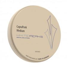 Copra PEEK Medium (A2) 98x10 mm Witte pieken