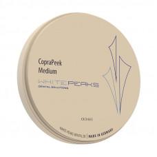 Copra PEEK Medium (A2) 98x25 mm Witte pieken