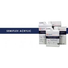 Qdent Semiflex Acryl 750g - acryl voor de infusiemethode Promotie
