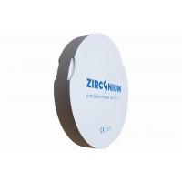 Zirconium HT ZZ 95x18 mm