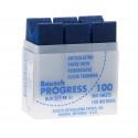 Rechthoekig calqueerpapier, blauw 100u (300st/doos) BK51