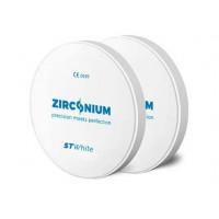 Zirconium ST White 98x25mm