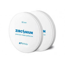 Zirkonium ST Wit 98x25mm
