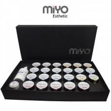 Set voor het beitsen van keramiek en zirkoon MiYO Kit Color +