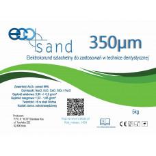 Prothetisch zand 350 μm 5 kg