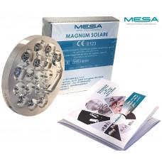 MESA - Magnum Solare Co-Cr schijf 98.5x15mm PROMOTIE