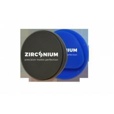 Frézovací vosk zirkónový sivý 98x25mm