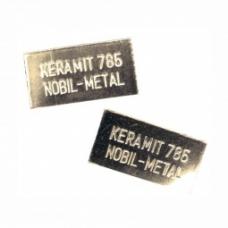 Keramit 785 goud - de prijs van 1g. (verkoop naar gewicht, het kleinste pakket is ongeveer 2G)