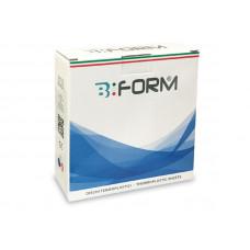 Tvrdé dlahové fólie B-Form 125x125mm 3,0mm (20ks)