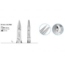Prothetische pincet KP-053-140-PMK