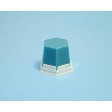 GEO Classic wax mint transparant 75g