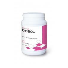 Dissol voor het oplossen van gips en alginaat 1000g