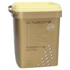 Fujirock EP Premium Line Pastel Geel gips 11kg Actie