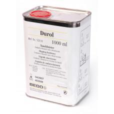 Vloeistof voor het uitharden van modellen Durol 1l