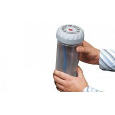 Nádrž na Vario Basic vľavo s dýzou 25 - 70 mikrónov