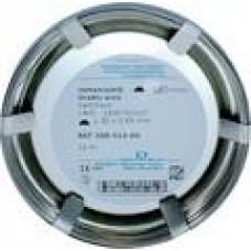 2,0 mm x 1,00 mm polkruhový tvrdý drôt