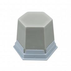GEO Classic grijze dekkende wax 75g