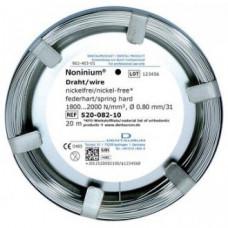 Cínový drôt (bez obsahu niklu) 0,8 mm spr-tw. / 20 m.