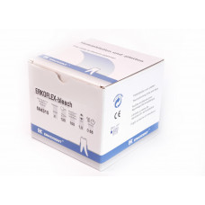 Erkoflex Bleekfolie 1,0 mm vierkant 125 mm x 125 mm - 100 stuks / pak