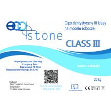Gips III klasse Eco Stone 25 kg blauw