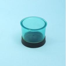 Siliconen ring nr. 4 met de basis