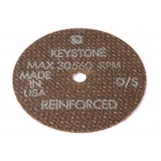 Versterkte afscherming met een diameter van 64 mm Keystone