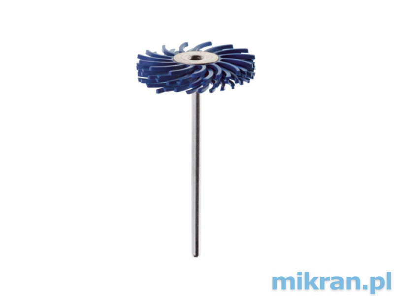 Habras Disc Pro, blauw, korrel 400