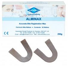 Aluminum wax teeth bite 20 pcs