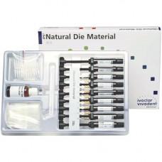Ips natuurlijke matrijzenmateriaalkit