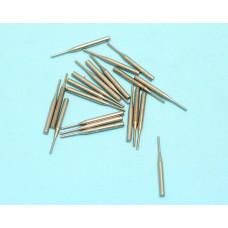Metalen pinnen voor honingraat 15 stuks